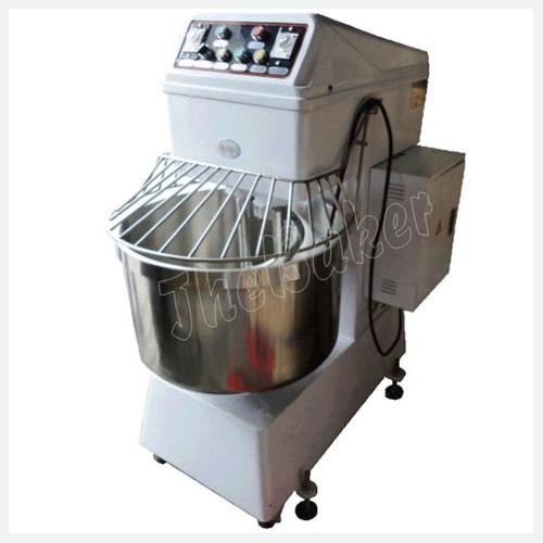 The Baker Spiral Mixer 6.7kW, 50kg, 2speeds, 130L, 400kg HS-130