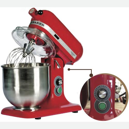 The Baker Flour Mixer 350W, 80-680rpm, 20kg B-7N