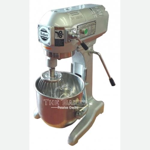 The Baker Flour Mixer 370W, 3 speeds, 10L, 55kg B-10ES
