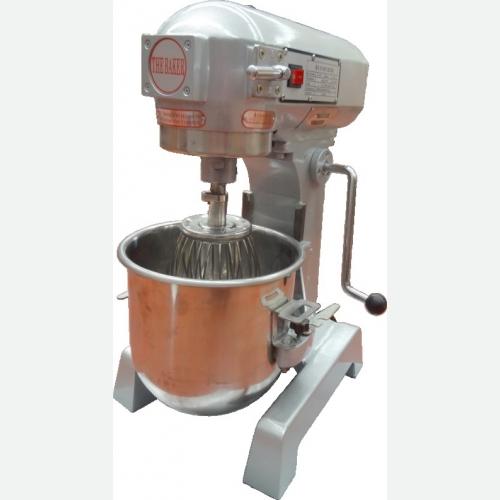 The Baker Flour Mixer 370W, 3 speeds, 10L, 65kg B-10