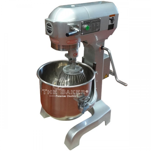 The Baker Flour Mixer 1100W, 3 speeds, 30L, 90kg B-30ES