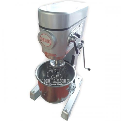 The Baker Flour Mixer 1100W, 3 speeds, 30L, 90kg B-30