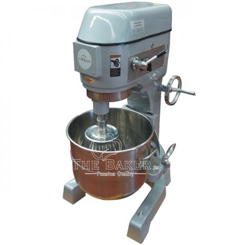 The Baker Flour Mixer 1500W, 3 speeds, 40L, 120kg B-40N