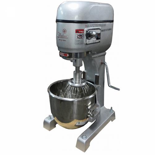 The Baker Flour Mixer 1/3HP, 6speeds, 59kg LSM10