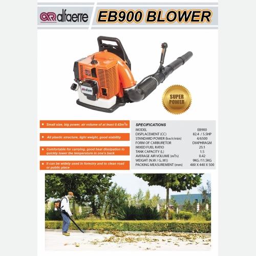 Alfaerre EB900-01Leaf blower & Vacuum
