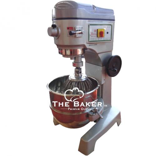 The Baker Flour Mixer 3HP, 6speeds, 430kg LSM60