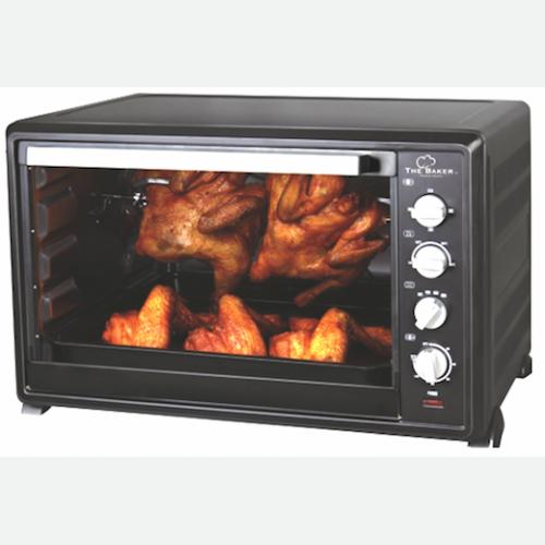 The Baker Electric Oven 2800W, 100L, 18kg ESM-100L