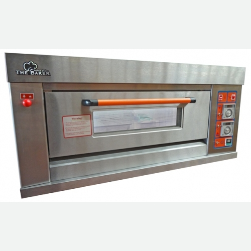 The Baker Gas Oven 1Layers, 2Tray, 95kg YXY-20