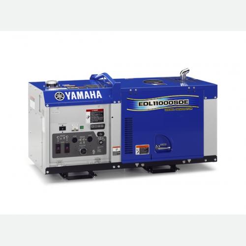 Yamaha Diesel Soundproof Generator 8.0kVA, 295kg EDL11000SE