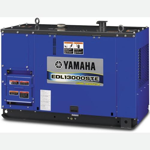 Yamaha Diesel Soundproof Generator 13.5kVA, 441kg EDL13000STE