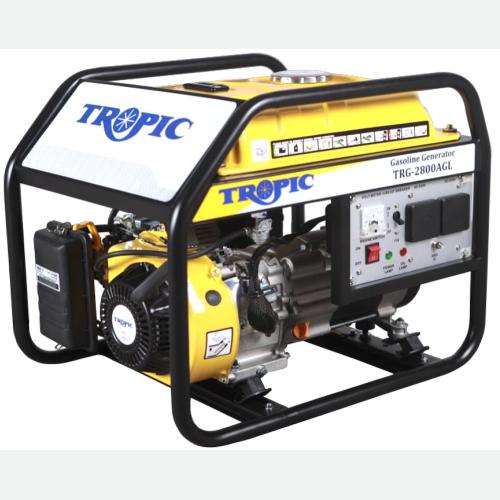 Tropic Petrol Generator 2800W, 208CC, 15L, 48kg TRG-2800AGL
