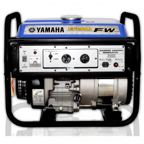 Yamaha Half Inverter 2000W, 65dB, 12L Tank, 41kg EF2600FW