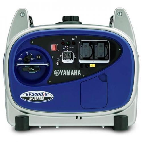 Yamaha Soundproof Inverter 2000W, 59dB, 6L Tank, 32kg EF2400iS