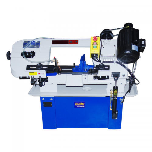 Way Train Horizontal Bandsaw for Metal 1HP, 7