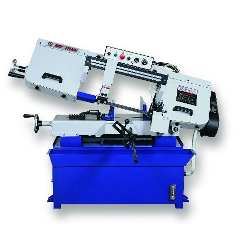 Way Train Horizontal Bandsaw for Metal 1.5HP, 9
