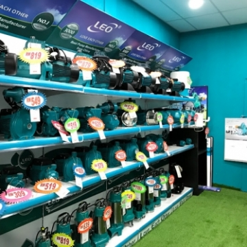 Showroom store