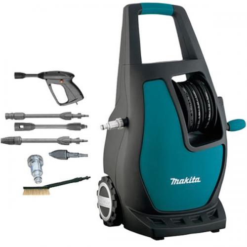 Makita High Pressure Cleaner 110Bar, 370L/h, 1700W HW111