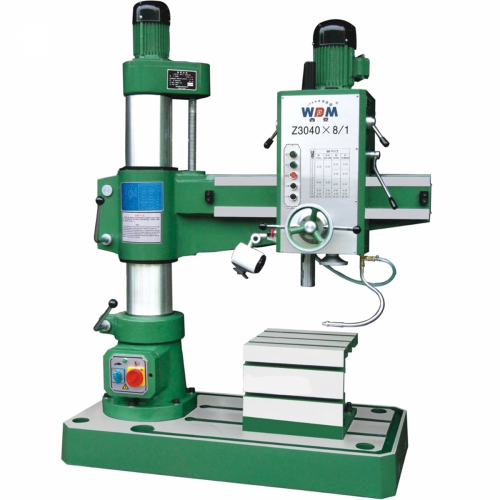 Xest Ling Radial Arm Drill 32mm, 1500W, 1220rpm 1425kg Z3032X8/1