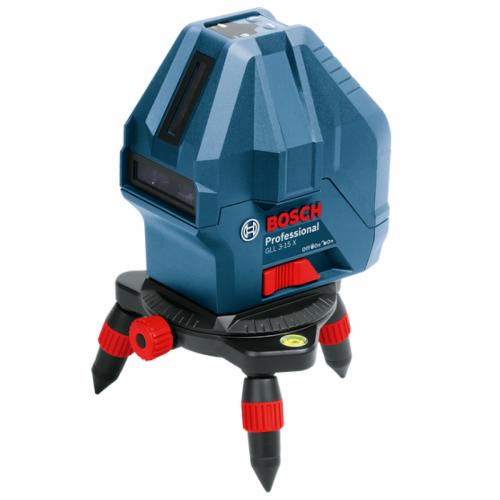 Bosch Laser Line Level 2V 1H 1P, Working Range 15m GLL3-15X