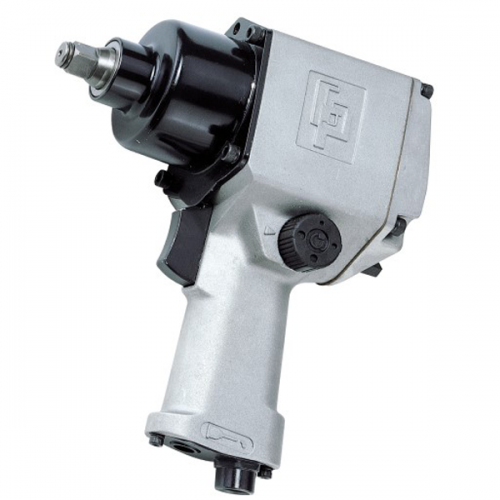 Gison Pneumatic Impact Wrench Twin Hammer 1/2