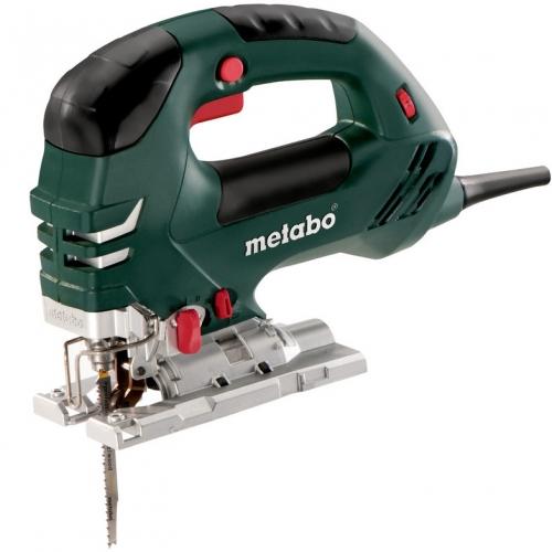 Metabo Jigsaw 750W, Cutting Thick:140mm, 3100spm, 3kg STEB140
