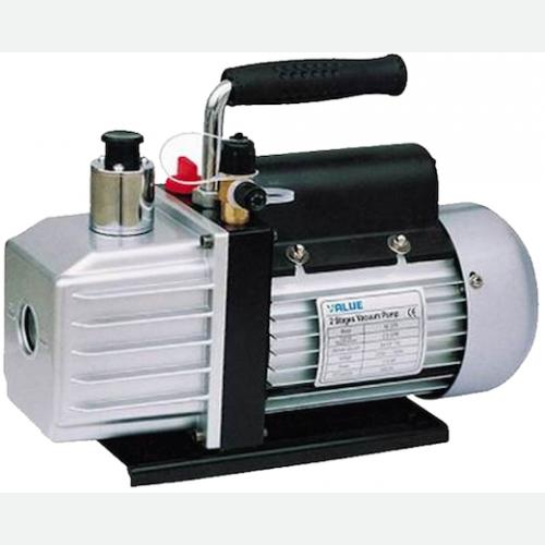 Value Dual Stage Vacuum Pump 1.5CFM, 42L/min, 1/4HP VE215