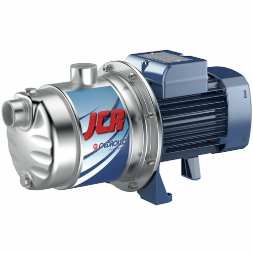 JET Self Priming Pump (SS Pump) 370W, 5~55L/min, 31~11m JCRm1C