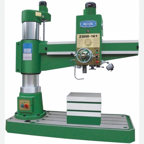 Xest Ling Radial Arm Drill 50mm 4000W 2000rpm 3500kg Z3050X16/1