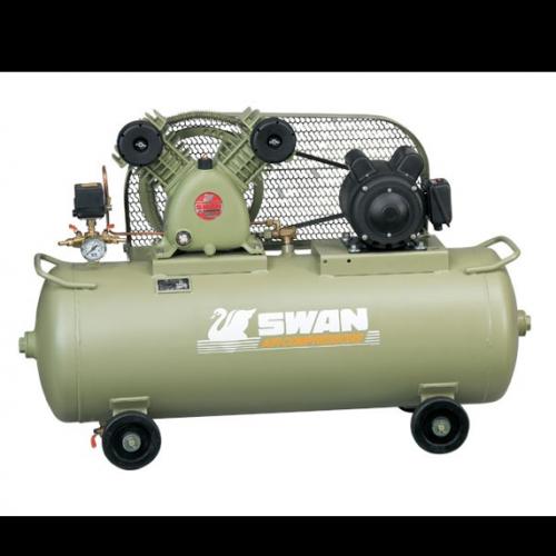 Swan Air Compressor 8 Bar, 2HP, 880rpm, 225L/min, 62kg SVP-202