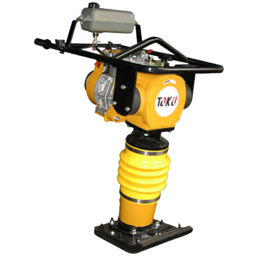 Toku Tamping Rammer Robin EH-12D 330x280mm Oil Bath 73kg TK-72B (VP)