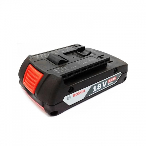 Bosch Lithium Ion Battery Cool Pack 18V x 2.0Ah 1600A001CG