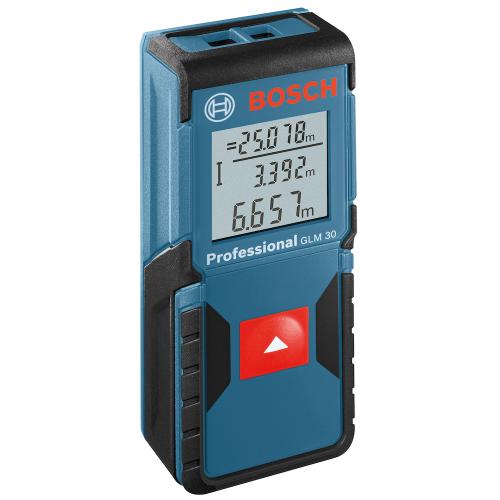 Bosch Laser Range Finder 30 Meters GLM30