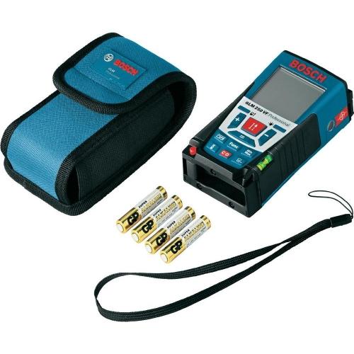 Bosch Laser Rangefinder 250meters GLM250VF