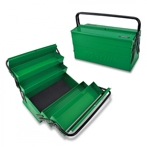 Toptul 3-Sections Portable Tool Chest (New)