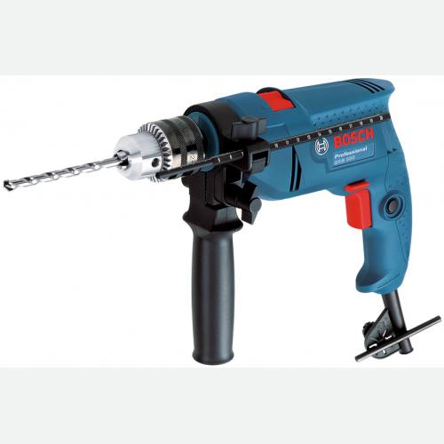 Bosch Impact Drill 13mm,550W,2700rpm,5kg GSB550 Electrician Kit