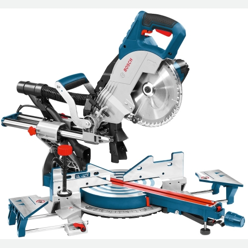 Bosch Slide Miter Saw 200mm1600W, 5500rpm, 17.3kg GCM8SJL