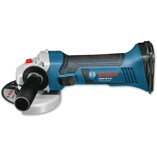 Bosch Cordless Angle Grinder 4