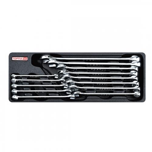 13PCS - 15° Offset Pro-Line Combination Wrench Set