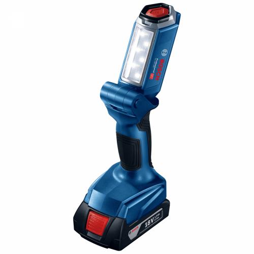 Bosch Cordless LED Work Light 18V, 0.3kg GLI180-Li(SOLO)