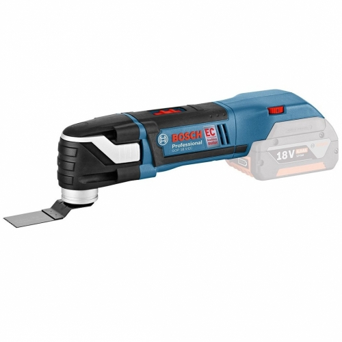 Bosch Cordless Multi-Cutter 18V, 20000rpm, 2kg GOP18V-EC Solo