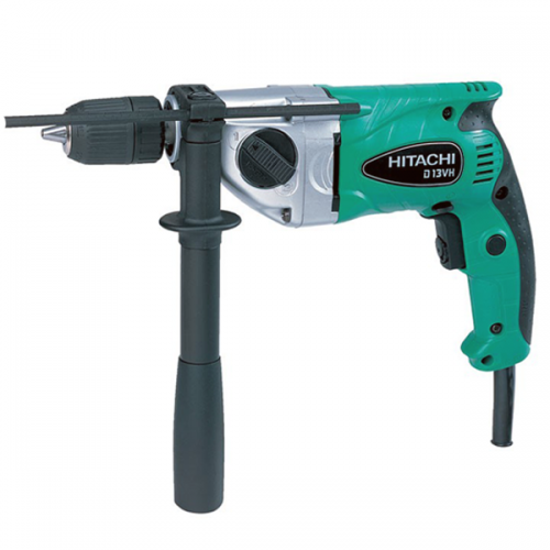 Hitachi Rev & Variable Speed Hand Drill 1/2