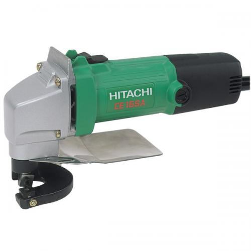 Hitachi Metal Shear Max.1.6mm, 400W, 4700spm, 1.7kg CE16SA