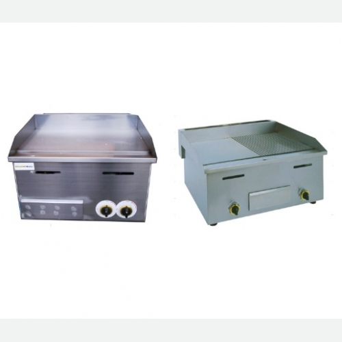 Gas Griddle / Half-Grooved Griddle (II)