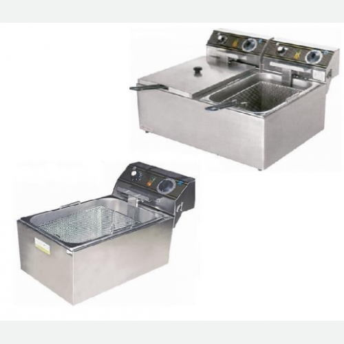 Electric Fryer (Counter Top) (II)