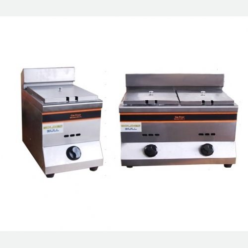 Gas Fryer (Counter Top) (II)