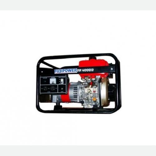Fujipower - Diesel Generator Set (II)