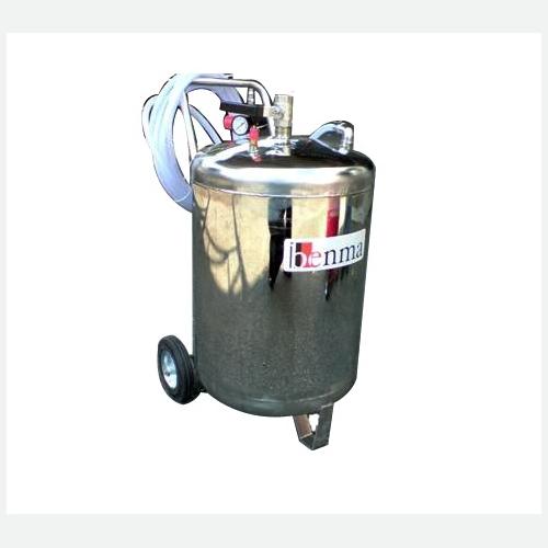 Benma Snow Wash Tank (II)