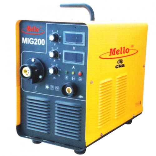 MELLO MIG Welding for Metal 50-200AMP, 25kg MIG200