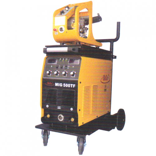 Mello MIG Welding for Metal with Feeder 70-500Amp MIG500TF