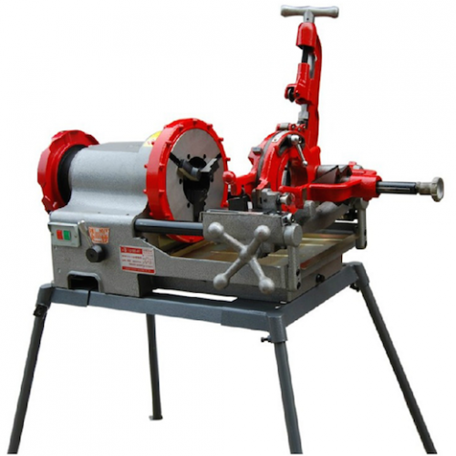 Qing Yang Pipe Threading Machine 1/2